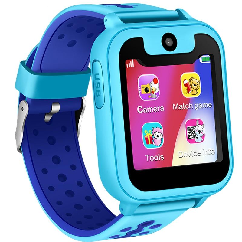 Wishdoit Beliebte Led Farbe Bildschirm Kinder Smart Uhr Gps-ortung Tracker Sicherheit Abstand Einstellung Sos Unterstützung Sim Karte Belebende Durchblutung Und Schmerzen Stoppen Uhren