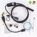 1M/2M/5M 5.5mm Endoscope Camera USB Android Endoscope Waterproof 6 LED Borescope Inspection Camera Endoscope For Android PC