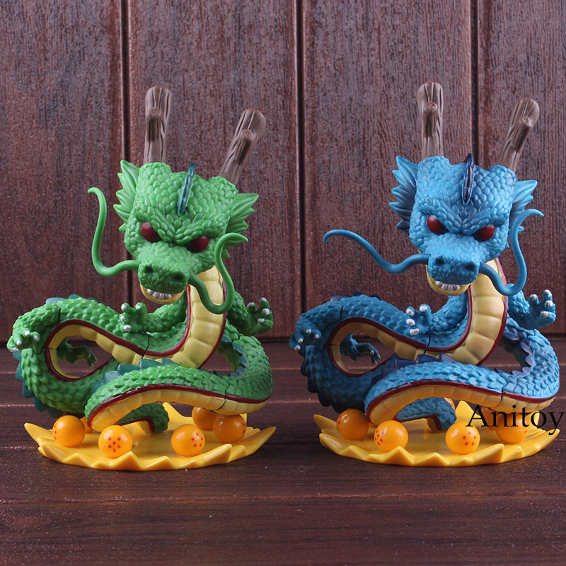 купить Dragon Ball Z Statue Shenron Shenlong Action Figure Vinyl Figure Collectible Model Toy по цене 964.64 рублей