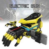 Outdoor Fun Sports AR Gun Soft Water Bullet Pistol With BulletsToys Gun Airsoft Air Guns For