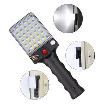 USB Rechargeable 2200mAh Torch 1 Model For Camping LED Working Flashlight LED Torch Auto Repair Light