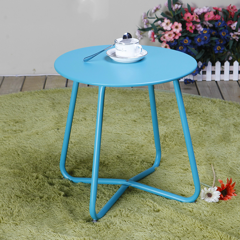 창조적 인 아파트 거실 커피 테이블 라운드 테이블 - 가구 - 사진 3