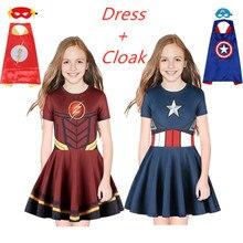 Costume The Avengers4 Cosplay Costume Superhero Dress great