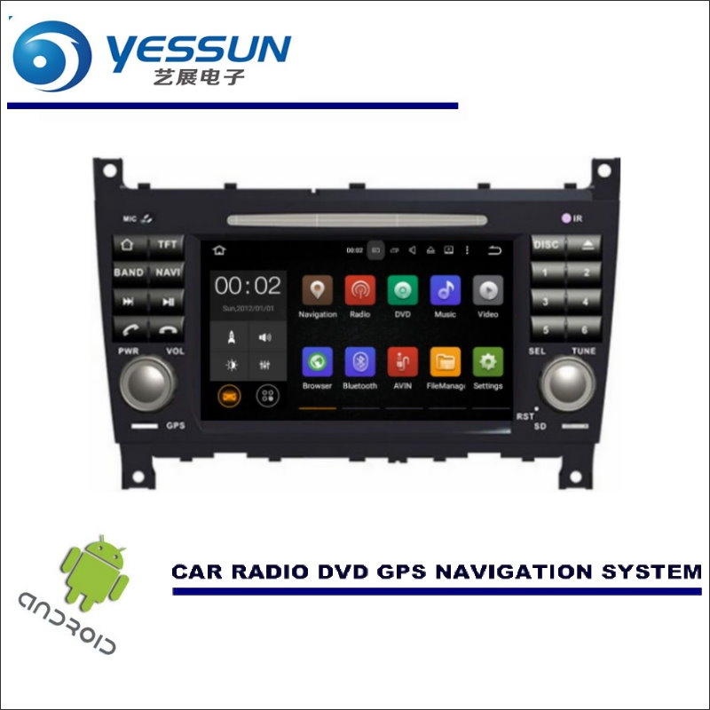 US $352 0 20% OFF For Mercedes Benz G Class W467 2004~2008 Car Multimedia  Navigation CD DVD GPS Player Navi Radio Stereo Screen Android-in Car