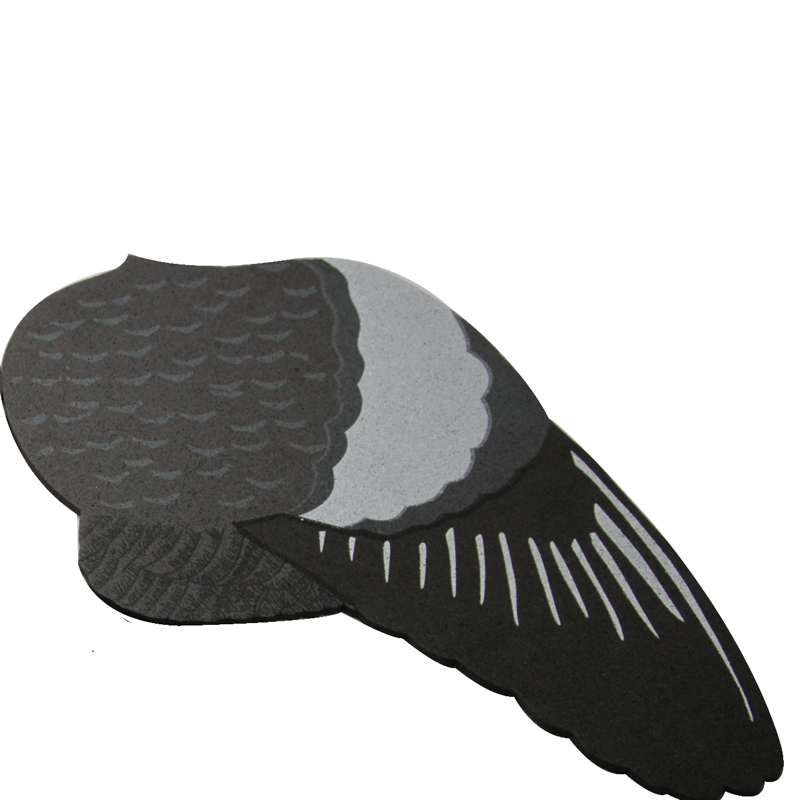 крылья голубя картинка лоб