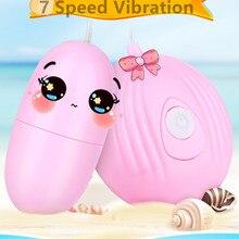 Vibrating Bullet Egg G spot Clit Vibrator Sex Toys For Women Masturbation Vagina Pussy Stimulation Clitoris Anal Massage 7 Speed