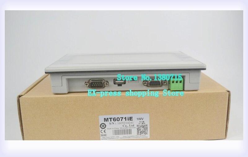 Écran tactile 7 pouce HMI MT6071IE Nouveau