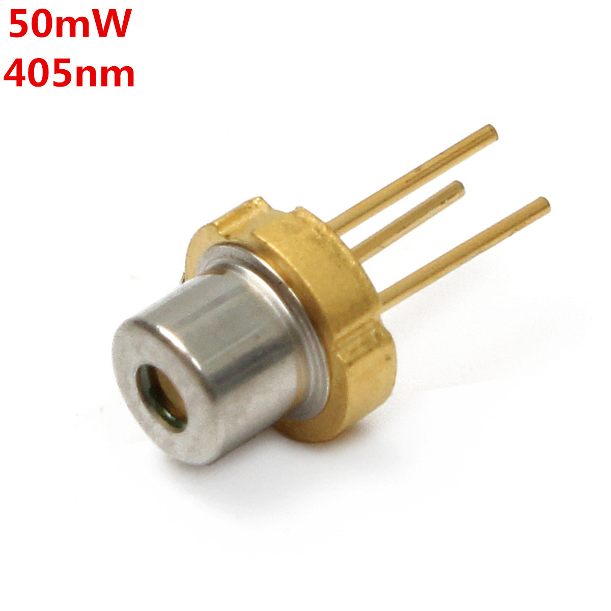 Metal SLD3232VF 405nm 50mw CW Violet/Blue Laser Diode LD SLD3232VF For SONY