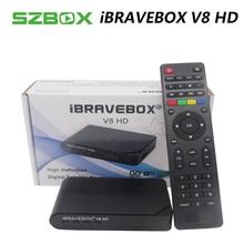 iBRAVEBOX V8 HD DVB S S2 Satellite font b TV b font font b Receiver b