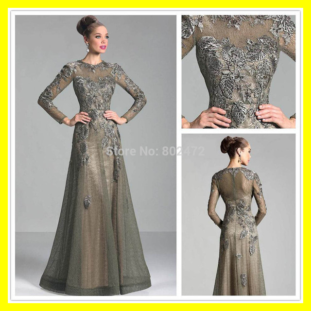 Large lady evening dresses