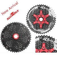 Super Light New SunRace CSMX8 11 46T 11 Speed Bike Freewheel Wide Ratio Bike Bicycle MTB