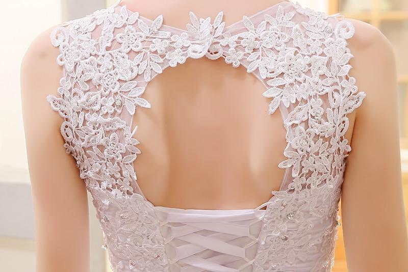 QQ Lover 2018 Högkvalitativ Ballkjole Bröllopsklänning Alibaba - Bröllopsklänningar - Foto 5