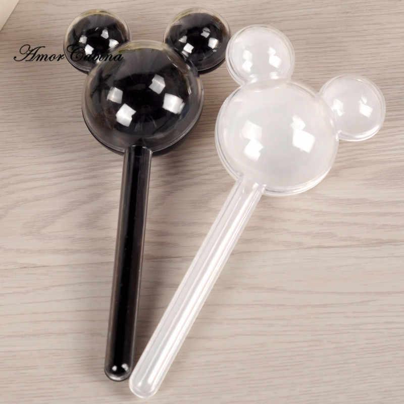 30 Uds Mickey Mouse caja plástica para dulces boda paquete de caramelos fiesta de bienvenida para el futuro bebé niños caja de regalo para fiesta de cumpleaños suministros para fiesta de Navidad