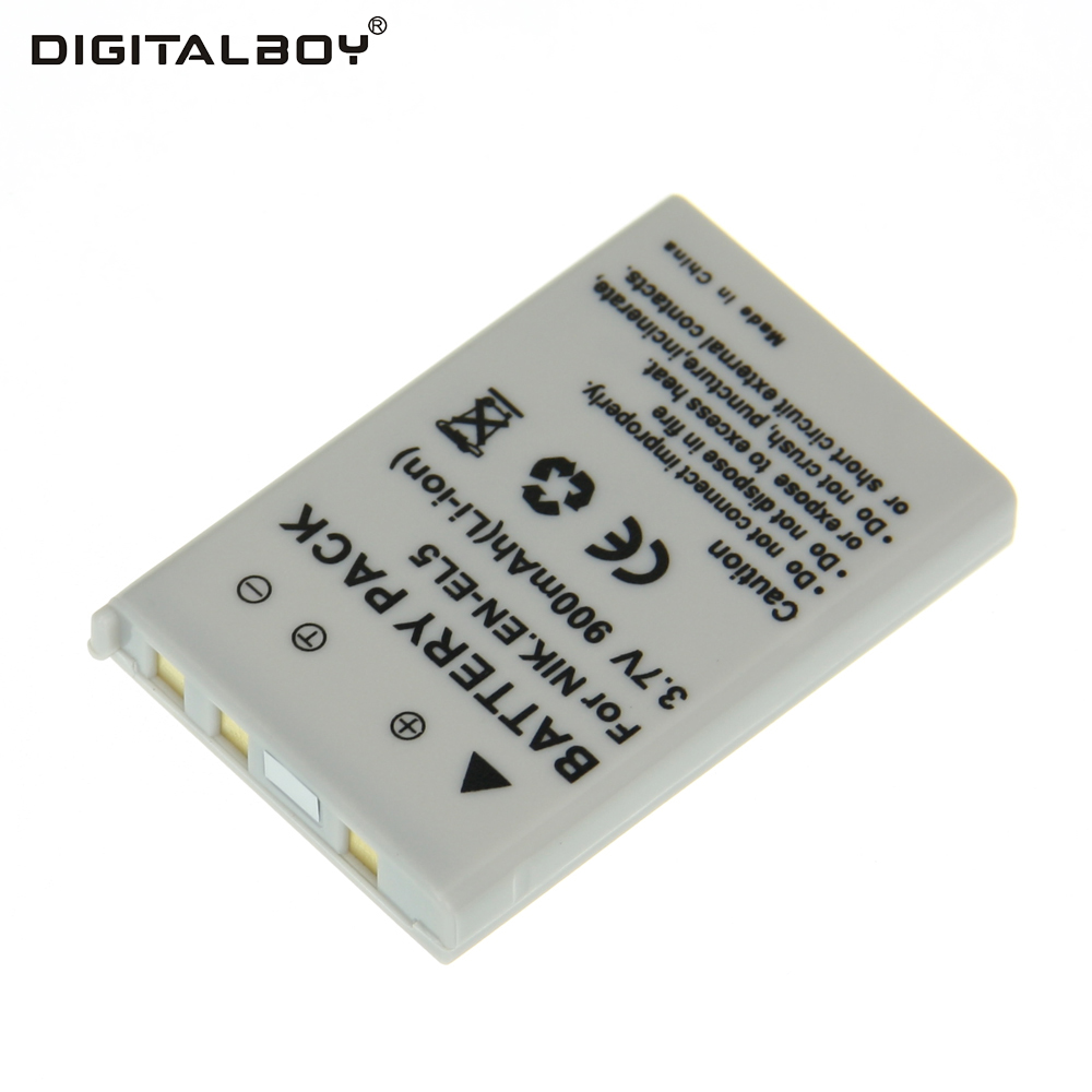 Digital Boy 3.7V 900mAh Li-ion...