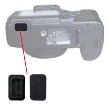 USB квадратный разъем нижний аксессуар интерфейс резиновый окуляр для Canon 5d2 40D 50D 7D Ремонт камеры
