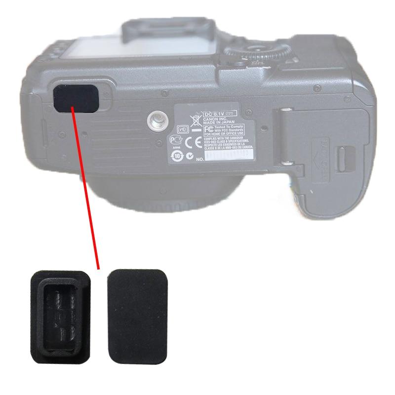 USB Square Plug Bottom Accessory Interface Rubber  for canon 5d2 40D 50D 7D Camera RepairUSB Square Plug Bottom Accessory Interface Rubber  for canon 5d2 40D 50D 7D Camera Repair