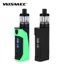 Original 60W WISMEC CB-60 VW Kit with 2ml Amor NS Tank Build-in 2300mAh Battery Amor NS Atomizer Diameter 22mm E-cig Vapor Kit