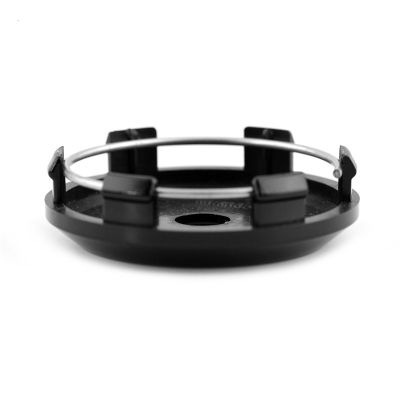 Image 3 - 4pcs 68mm 64mm Enkei Center Cap for Rims Carbon Fiber Style Wheel Caps Hub For Enkei RPF1 OEM Logo Glossy Black Accessories-in Wheel Center Caps from Automobiles & Motorcycles