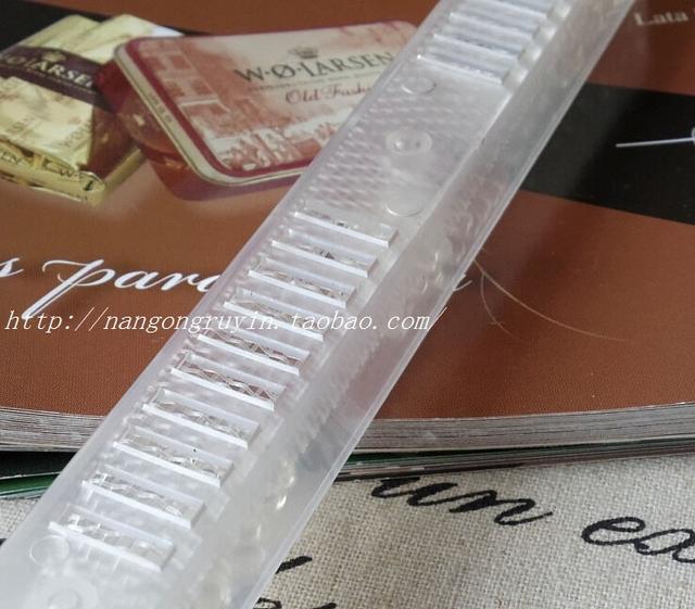 New 2pcs Crystal Travel Cigar Bar Humidifier Humidor Cigar
