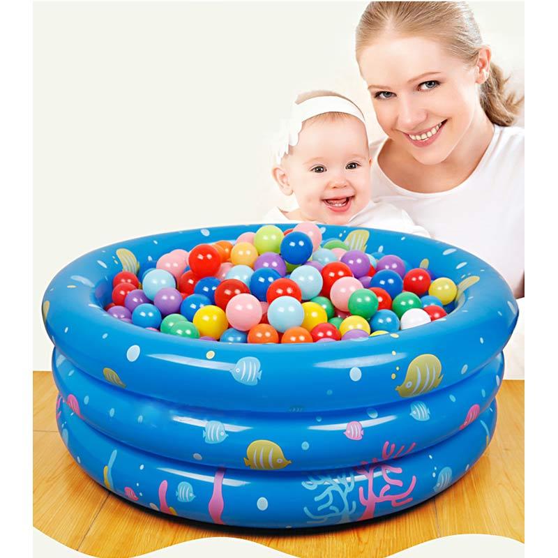 Piscine balle jouer piscine parc à balles parc à balles piscine clôture bébé anniversaire piscine barrières de sécurité pour enfants