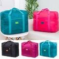 Women Travel Duffle Men Waterproof Nylon Bag Unisex  Fashion Bag Cute Portable Tote