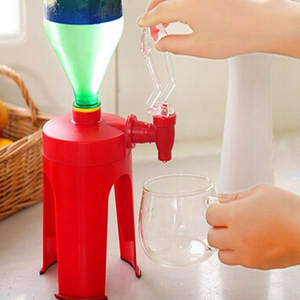 Drink-Tool Water-Dispenser Cola Kitchen-Bar Hand-Pressure Mini for Home Beverage-Switch