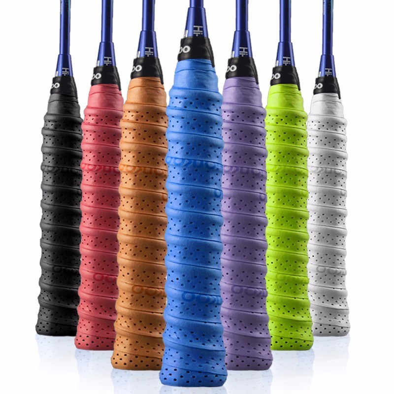 Anti-slip Racket Tennis Badminton Fishing Rod Sweat Absorption Handle Grip Tap^P