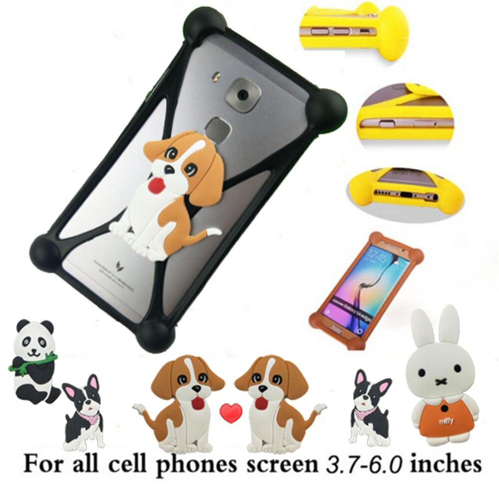 Case Fashion cute Phone cover for ZTE Grand X 3 case X3 Universal Soft TPU ZTE Prestige 2/Small Fresh 5 blade a5 a3 2019 L8 Z577