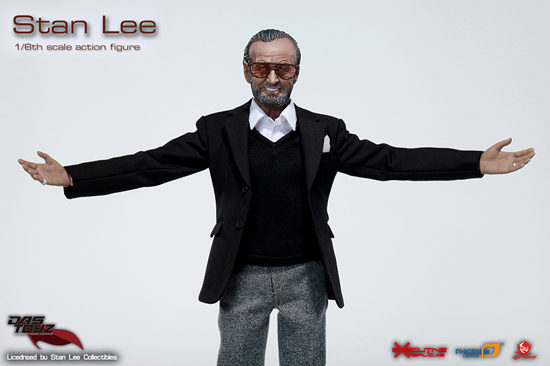1/6 scale figure doll Stan Lee Invincible the king of utility man 12 Action figure doll Collectible Figure Plastic Model Toys 1 6 scale full set soldier the lord of the rings elven prince legolas action figure toys model for collections