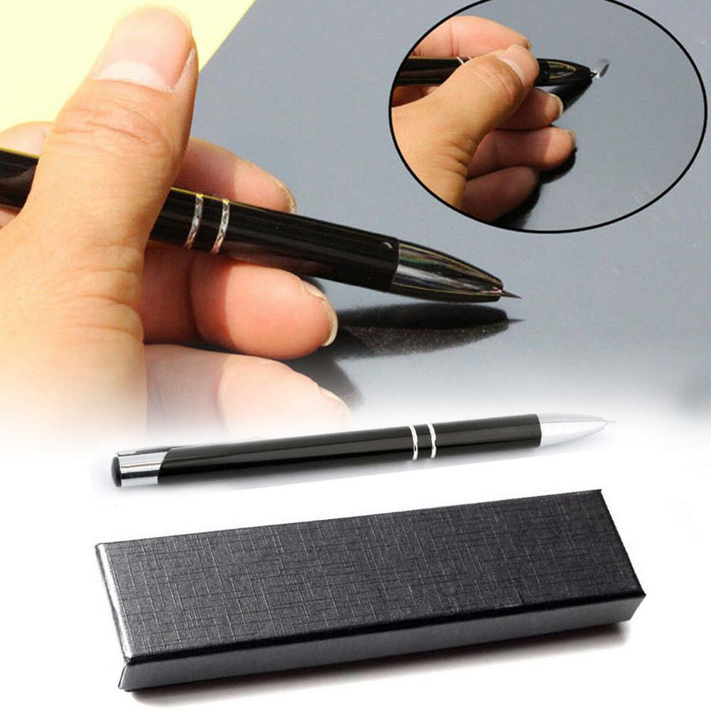 13CM Car Sticker Bubble Remove Black Pen Car Window Tint Glass Air Release Tool Vehicle Wrapping Film