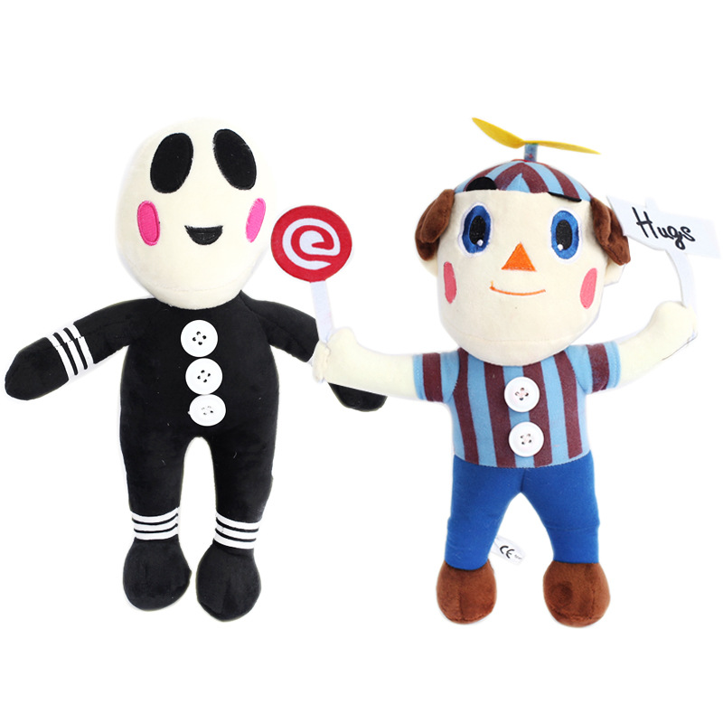 Considerate Five Nights At Freddys Plush 30cm Fnaf Freddy Clown & Bb Balloon Boy Plush Toys Doll Soft Stuffed Toys Christmas Gifts For Kids Fashionable And Attractive Packages Dolls & Stuffed Toys