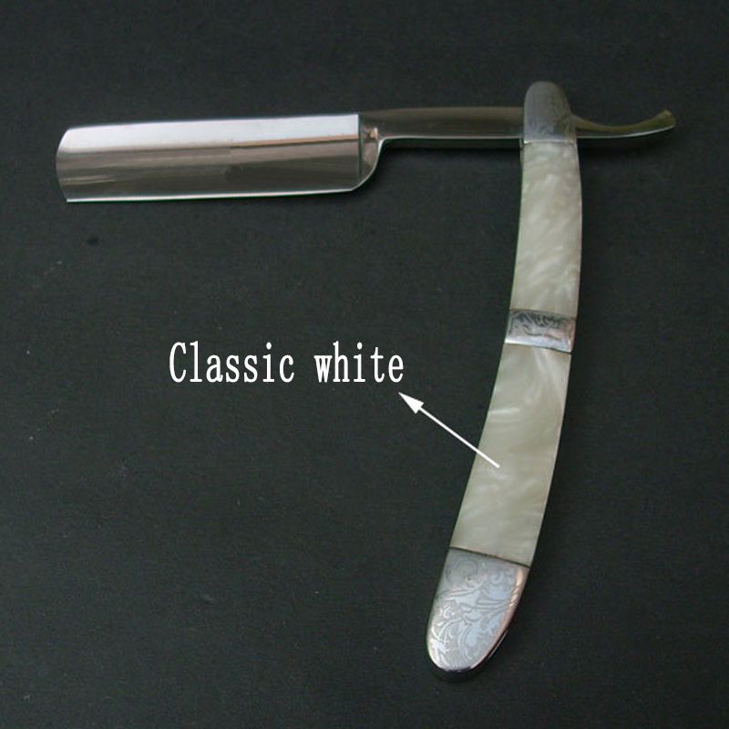 European style old fashioned razor high end old fashioned razor hairdresser permanent razor to be a