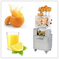 Industrial citrus juicer ,orange juice extract machine ,fruit orange juicer