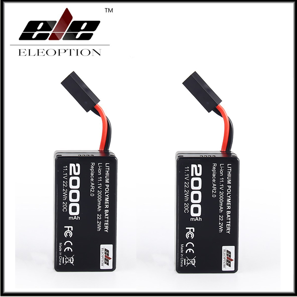 2x Eleoption High Density 2000mah 111v Powerful Li Polymer Battery Protection Circuit Module Pcm For 3s Liion Lipolymer Package Include 2