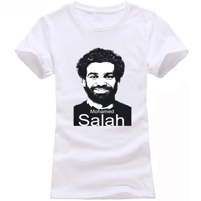 NO.10 salah T shirt 2018 champions NO.11 and world liverpool league footballer soccersing cup Egypt player