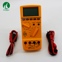 PROVA-903 Digitale Multimeter True RMS Multi-meter Lineaire Scan 400 keer (60 V-0 V  0A-12A) PROVA903