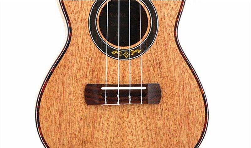 23 pouces ukulélé Concert Soprano Ukelele Mini guitare acoustique électrique Ukelele Guitarra instruments à cordes y-09/23 - 3