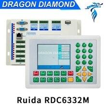 Ruida RD RDC6332M Управление Системы Co2 лазерной Управление Лер для металла и без-смешанный металл лазерной гравировки и резки