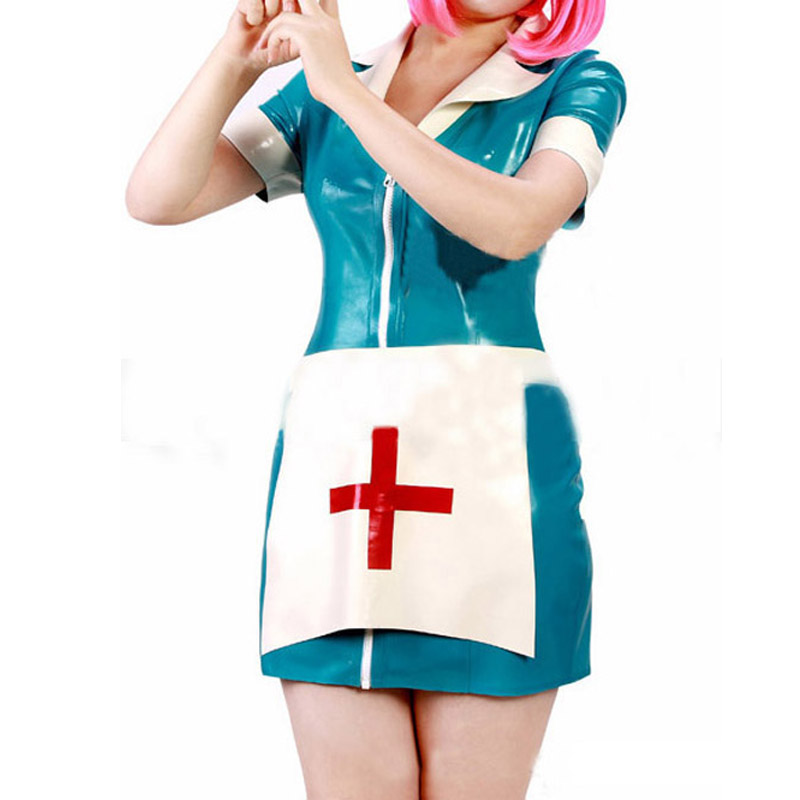 Rubber Fetish Nurse