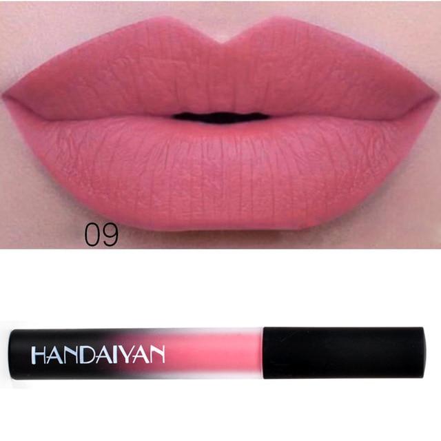 Velvet Matte Lipstick/ Lip Gloss