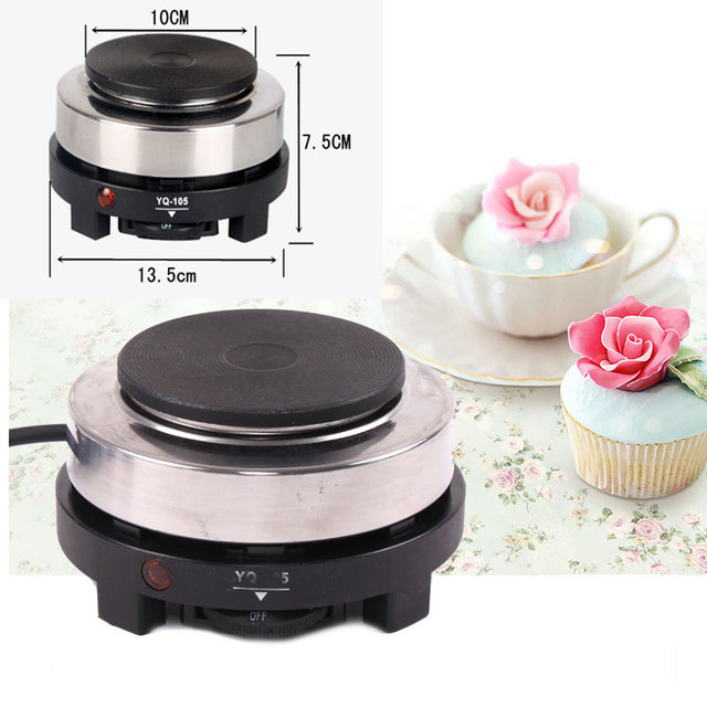 New 220V 500W MINI Stove Electric Hot Plates Multifunction Cooking Plate  Kitchen Portable Coffee Heate Multifunction