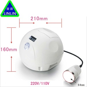 Image 5 - Aparato de adelgazamiento LINLIN máquina de disolución de grasa Aparato de belleza de piernas delgadas detonador de ultrasonido
