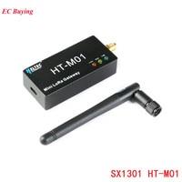 SX1301 HT M01 LoRa шлюз LoRaWAN 433 мГц 470 мГц 868 мГц 915 мГц DC 5 В HTM01 модуль DIY электронные комплект антенны