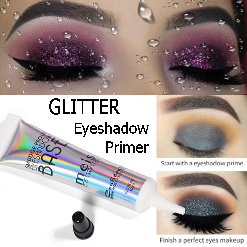 1PC Eyeshadow Primer Matte Base Long Lasting Color Glitter Eyeshadow Glue Cream Enhance Durable Eye Makeup Oil Control image