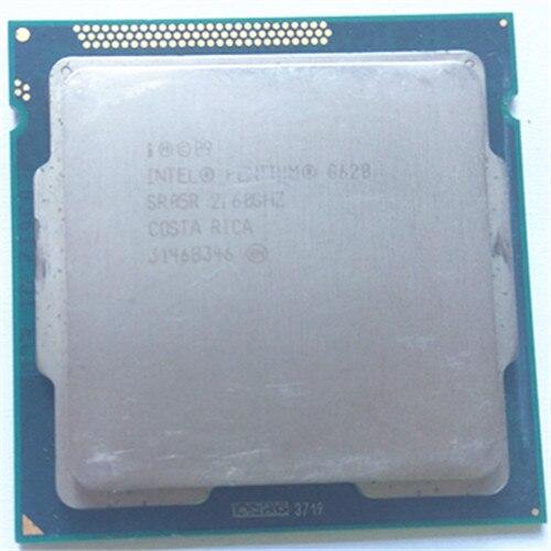 Intel Pentium G620 CPU 3M/2.60 GHz LGA 1155 TDP 65W H61 B75 81 motherboard have a Pentium Dual Core g2030 2120 2130 cpu sale ...