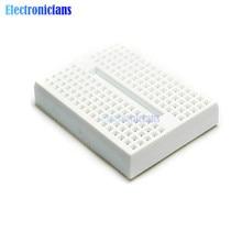 1 х Белый непаянный прототип макетная плата 170 точек связи для Arduino Щит