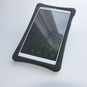 Image 1 - 2016 Tablet Robusto Capa Para TECLAST X80 Plus/X80 Pro, crianças À Prova de Choque de Silicone Caso P80 8.0 X80 Polegada Para TECLAST Tablet HD