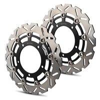 High Quality Front Brake Disc for Suzuki GSR750 2011 2014 GSR600 2006 2010 GSR400 GSR 750 600 400 Motorcycle Accessories Parts
