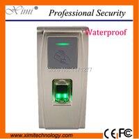 TCP/IP связи водонепроницаемый отпечатков пальцев MA300 считыватель rfid карт время рекорд посещаемости контроллер доступа по отпечаткам пальцев