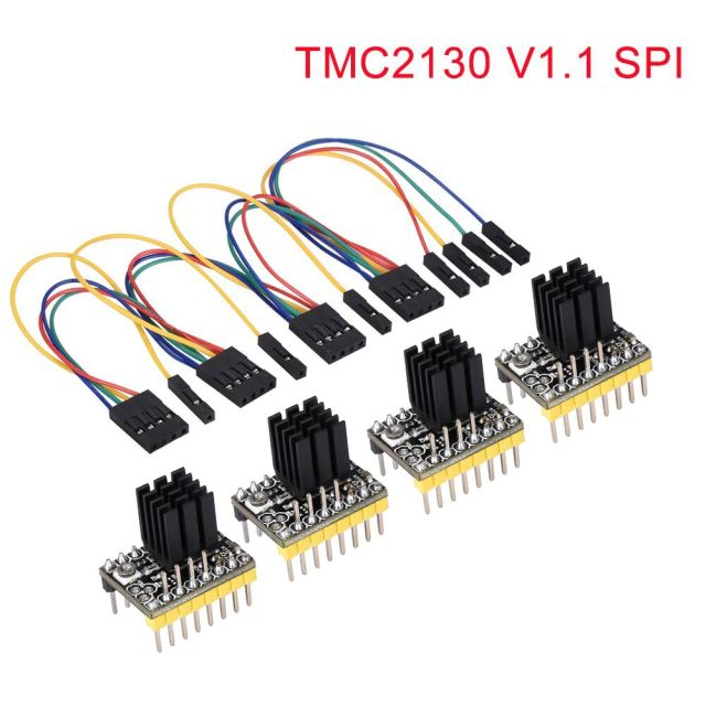 US $3 6 |TMC2130 V1 1 SPI Stepper Motor Driver StepStick Replace A4988  DRV8825 TMC2208 TMC2100 To Ramps 1 4 1 5 1 6 For 3D Printer Parts-in 3D  Printer